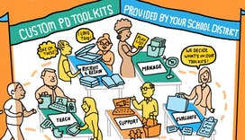 From Pre-Fab to Personalized: How Districts Are Retooling Professional Development