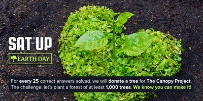 Join the SAT Up Forest Challenge