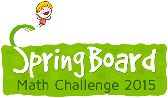 SpringBoard Math Contest Win Prizes worth 50K for classrooms