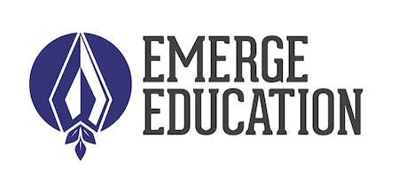 Emerge Education Applications Open - 4th Cohort