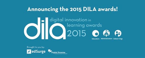 Second Annual Digital Innovation in Learning Awards