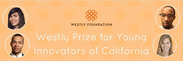 Westly Prize for Young Innovators of California
