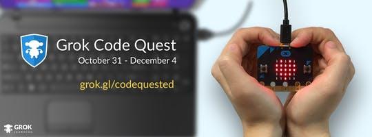 Grok Code Quest