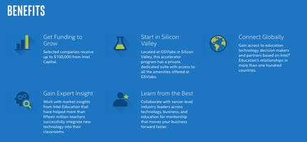 Apply for the Intel Education Accelerator