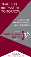 History ed conference