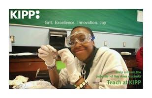 Interview at a KIPP school in San Francisco