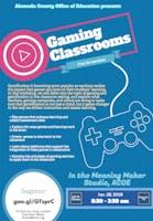 Gaming Classrooms