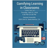 Epic Fail or Win: Gamifying Learning in and out of the Classroom