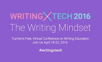 Writing X Tech Week: Free Virtual Conference for Educators