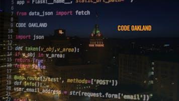 Code Oakland Screening at ASU GSV Summit