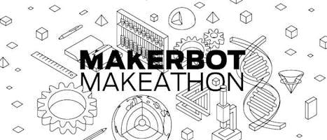 MakerBot Makeathon - San Francisco
