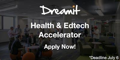 Dreamit Accelerator EdTech AMA