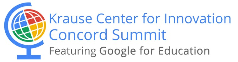 KCI Google for Education Concord Summit