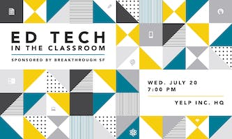 Ed Tech in the Classroom - Speaker Panel & Mixer