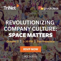Revolutionizing Company Culture: Space Matters