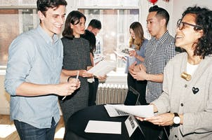 MEET and HIRE: WEB DEVELOPERS + DATA SCIENTISTS