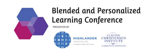 Blended and Personalized Learning Conference (BPLC17)