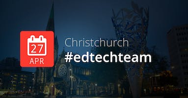 Christchurch Summit featuring Google for Education