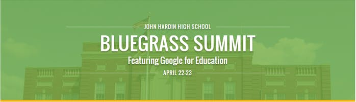 Bluegrass Summit featuring Google for Education