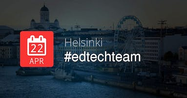 Finland Summit featuring Google for Education
