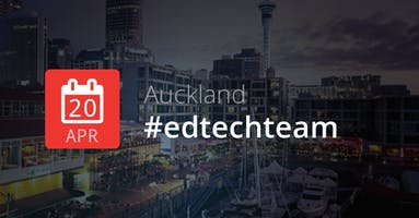 Auckland Summit featuring Google for Education