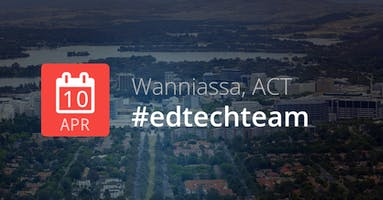 Canberra Summit featuring Google for Education