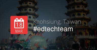 Southern Taiwan Summit featuring Google for Education