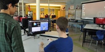 Learn how to bring robotics and code into your classroom - CoderZ Workshop