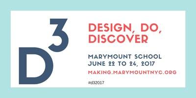 Design, Do, Discover 2017