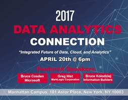 2017 Data Analytics Connection