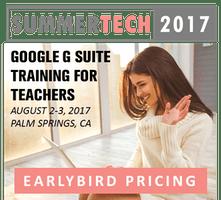 Live Summer Google Training