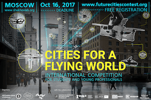 International contest  Cities for a flying world