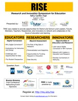 RISE - Research and Innovation Symposium for Education