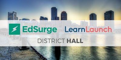 EdSurge and LearnLaunch: Fall Boston Edtech Jobs Fair