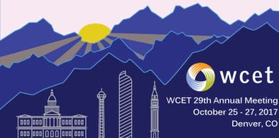 WCET Annual Meeting