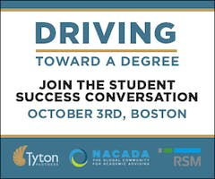Driving toward a Degree Symposium