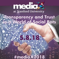 Transparency and Trust in a World of Social Bots