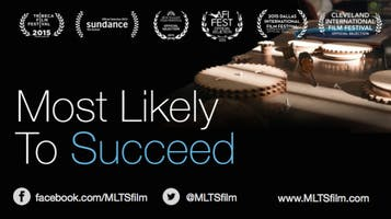 Film Screening of Most Likely to Succeed