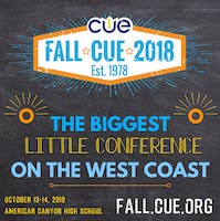 Fall CUE 2018 Conference