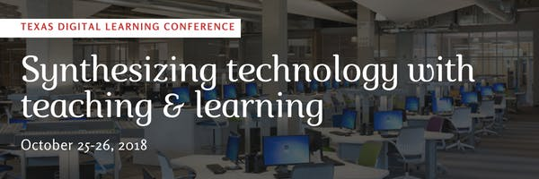 Texas Digital Learning Conference
