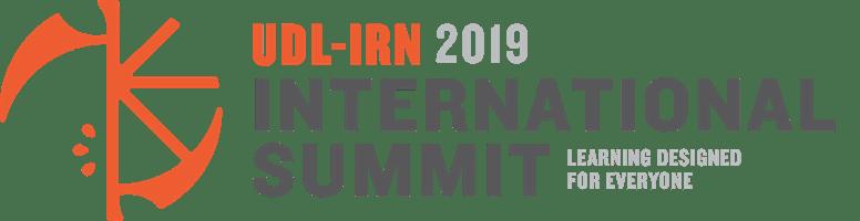2019 UDL-IRN International Summit