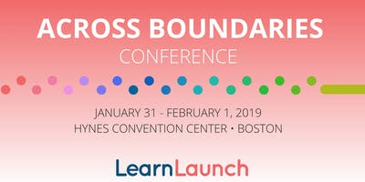 2019 LearnLaunch Across Boundaries Conference