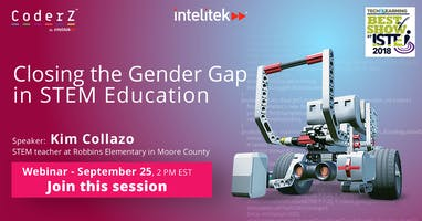 Closing the Gender Gap in STEM Education