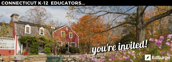 EdSurge Wilton Teaching & Learning Circle for K-12 Educators