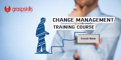 Change Management Training Course in Washington, DC