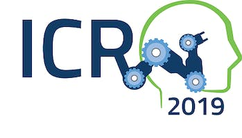 1st International Conference on Robotics (ICR 2019)