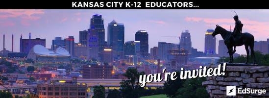EdSurge Kansas City Teaching & Learning Circle for K-12 Educators