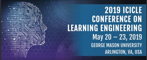 ICICLE 2019 Conference on Learning Engineering