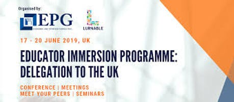 Education Immersion Programme: Delegation to the UK