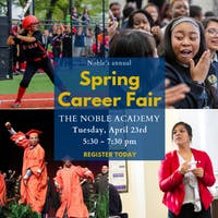 Noble Schools Spring Career Fair